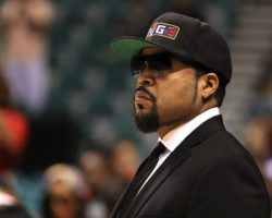 Ice Cube Stepping Up To Cover Looting Damages