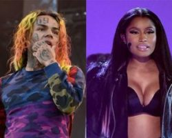 Nicki Minaj Links Up With Tekashi 6ix9ine For a New Single