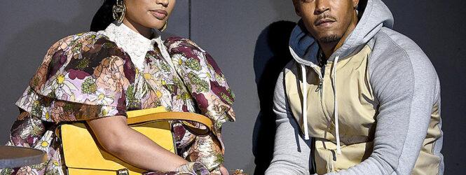 Nicki Minaj's Husband May Miss Birth Of Child