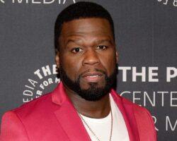 50 Cent Denounces Donald Trump