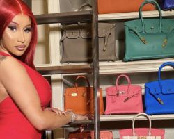 Cardi B Explains Exactly How She Accidentally Leaked Her Own Topless Pic