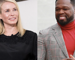 50 Cent's Ex-Girlfriend Chelsea Handler Offers to Pay His Taxes If He Reconsiders Supporting Trump